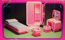 Chambre à coucher de Barbie - Mattel 1978 ref.2150 (2)