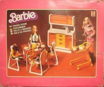 Barbie\'s Dinning Room - Mattel 1977 (ref.2152)