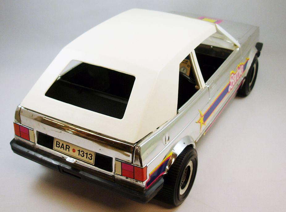 barbie new vw golf cabriolet mattel 1984. Black Bedroom Furniture Sets. Home Design Ideas