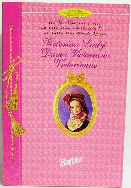 Barbie Victorian Lady - Mattel 1994 (ref. 14900)