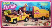 barbie_western___le_vehicule_rodeo_4x4_et_le_van_pour_cheval___mattel_1980_ref.3744