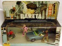 Baretta\'s Fiat 130 - Vehicle and figures gift set - Guisval