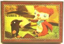 Barnaby - Garnier cubes game
