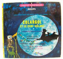 Barnaby (Colargol) - Storybook and Record - Barnaby and the Kite - Philips Records (1963)