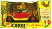 Basil Brush - Corgi Comics 1/24° ref. 808 - Basil Brush and his car