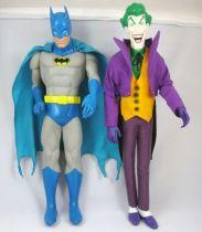 Batman - Poupées vinyl 37cm Batman & The Joker - Hamilton Gifts 1988