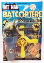 Batman - A.H.I. (Pin Pin Toys) - Batcopter (Mint on Card)