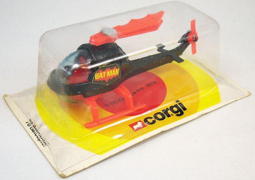 batman___corgi_junior_ref.78___batcoptere__neuf_en_boite_