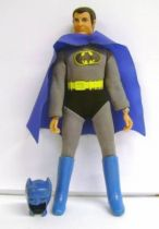 Batman - Mego World\\\'s Greatest Super-Heroes - Bruce Wayne Batman with removable mask (loose)