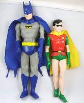 Batman - Poupées vinyl 37cm Batman & Robin - Hamilton Gifts 1988