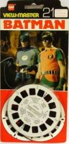 Batman - View-Master - Batman View-Master french discs set