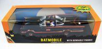 Batman (Classic TV Series) - NJCroce - Batmobile with Bendable Figures