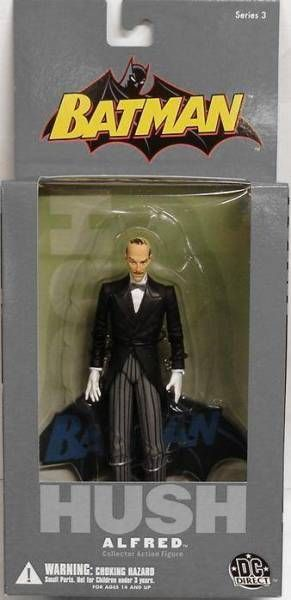 Batman Hush Series 3 - Alfred