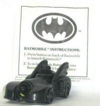 Batman Returns - Batmobile & Batmissile - McDonald\\\'s
