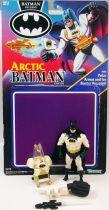 Batman Returns - Kenner - Arctic Batman (loose with cardback)
