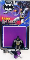 Batman Returns - Kenner - Laser Batman (loose with cardback)