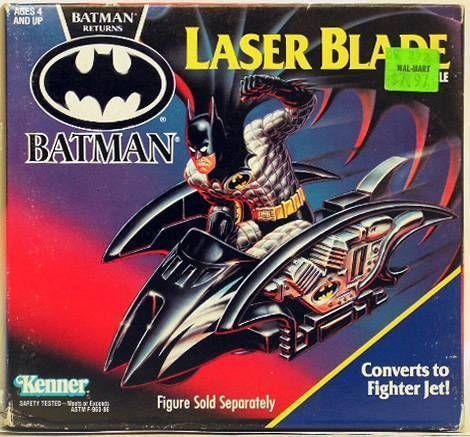 Batman Returns - Laser Blade - Kenner