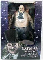 Batman Returns - Mayoral Penguin (Danny DeVito) - Epic Movie Collector\'s 1/4 Scale Action Figure NECA