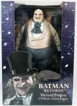 Batman Returns - Mayoral Penguin (Danny DeVito) - Figurine 40cm Epic Movie Collector\'s NECA
