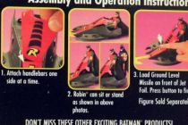 Batman Returns - Robin\\\'s Jet Foil - Kenner