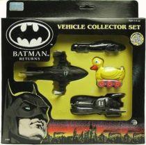 Batman Returns - Vehicle Collector set - ERTL