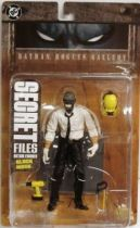 Batman Rogues Gallery Secret Files - Black Mask