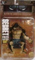 Batman Rogues Gallery Secret Files - Killer Croc