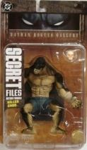 Batman Rogues Gallery Secret Files - Killer Croc