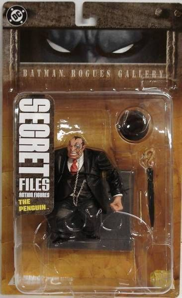 Batman Rogues Gallery Secret Files - Man-Bat