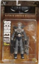 Batman Rogues Gallery Secret Files - Mr. Freeze