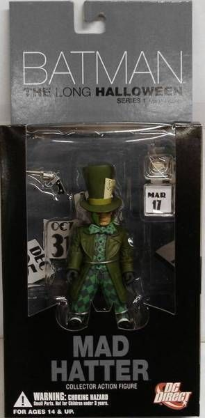 Batman The Long Halloween - Mad Hatter