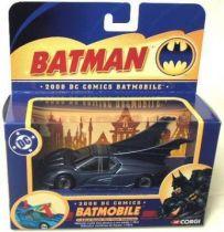 Batmobile 2000\'s (Fast-back) Corgi