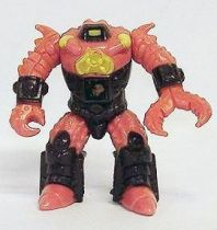 Battle Beasts - #28 Crusty Crab (loose without weapon)