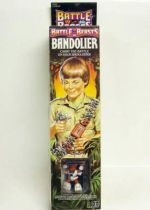 Battle Beasts Bandolier Strap with #16 Sly Fox