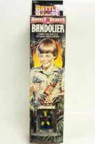 Battle Beasts Bandolier Strap with #18 Rubberneck Giraffe)