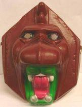 Battle Cat face-mask (by César)