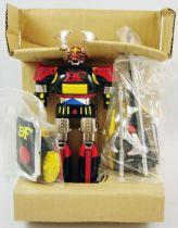"Battle Fever J - Diecast 6\"" Robot - Popy (mint in box)"