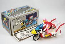 Battle of the Planets - Popy Ceji Arbois - Princess\'s Swan Bike (loose with box)
