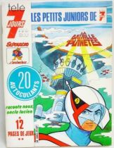 Battle of the Planets - Tele7Jours monthly - Issue #29