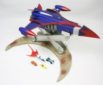 Battle of the Planets (Gatchaman) - God Phoenix - Unifive (loose)