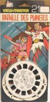 Battle of the Planets View-Master french discs set