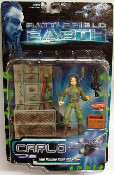 Battlefield Earth - Carlo - Trendmasters