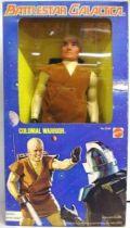 Battlestar Galactica - 12\\\'\\\' Mattel Action figure - Colonial Warrior