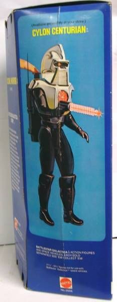 Battlestar Galactica - 12\\\'\\\' Mattel Action figure - Colonial Warrior