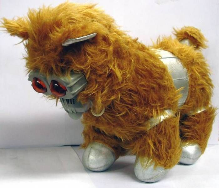 Battlestar Galactica - 12\\\'\\\' Mattel talking plush toy - Daggit