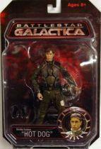 Battlestar Galactica - Diamond Select figure - Brendan \'\'Hot Dog\'\' Costanza