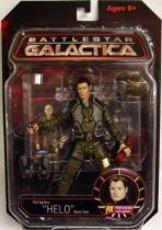 Battlestar Galactica - Diamond Select figure - Karl \'\'Helo\'\' Agathon