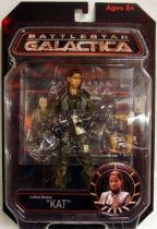 Battlestar Galactica - Diamond Select figure - Louanne \'\'Kat\'\' Katraine