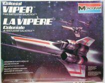 Battlestar Galactica - Monogram - Colonial Viper