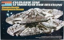 Battlestar Galactica - Monogram - Cylon Base Star